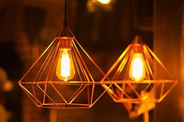 Светильники. Освещение дома